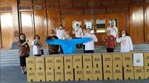 BLK Surakarta Sumbang 500 APD Hazmat buat Tenaga Medis