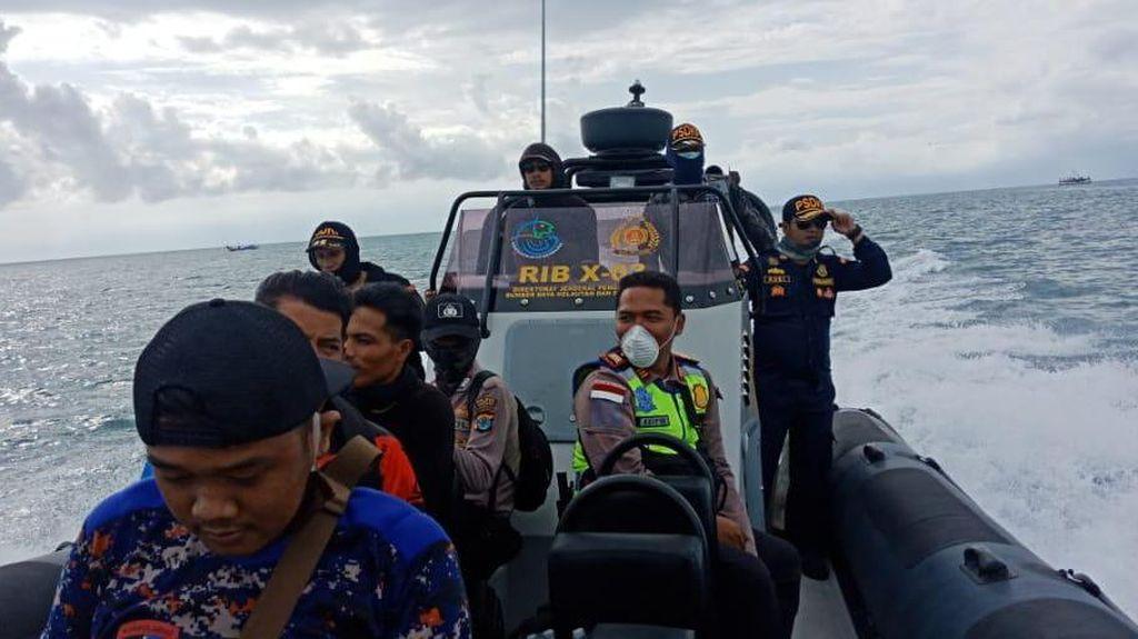 Kapal Hanyut di Perairan Sebatik, 5 Nelayan Berhasil Diselamatkan