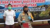 Dor! Begal Bersamurai di Percut Sei Tuan Sumut Ditembak Mati Polisi