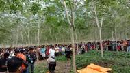 Mayat Pelajar Ditemukan Terkubur di Kebun Karet Simalungun, Diduga Dibunuh