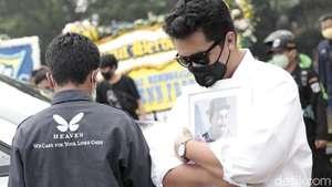Kemesraan Ashraf Sinclair dan BCL yang Dipisahkan oleh Maut