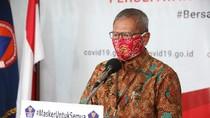 Gonta-ganti Masker Batik, Gaya Jubir Covid-19 Achmad Yurianto Curi Perhatian