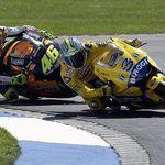 Rivalitas Panas dengan Rossi yang Kini Begitu Dirindukan Biaggi