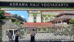Kapasitas Ruang Isolasi COVID-19 di Asrama Haji Sleman Menipis
