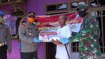Polisi-TNI Sisir Pemudik yang Pulang ke Rembang Saat Pandemi Corona