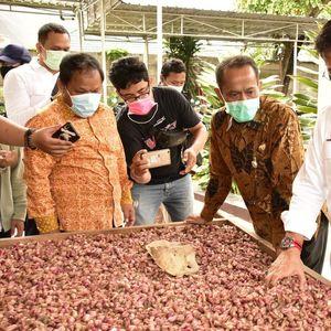 Kementan Gandeng Gojek buat Kirim Bahan Pangan dari Toko Tani