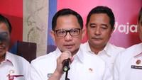 Mendagri Tito Kaget Lihat Suasana Medan: Di Sini New Normal Ya?