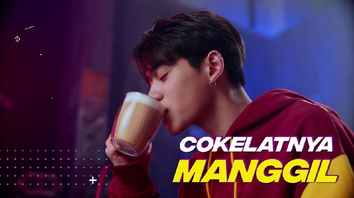 Idol Korea bintangi iklan produ makanan Indonesia