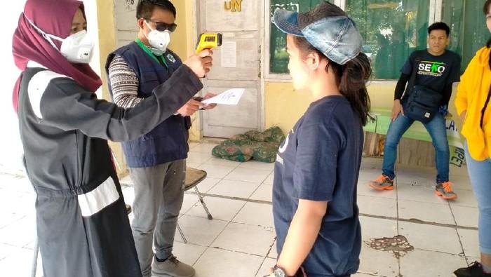 17 mahasiswa di Luwu dipulangkan setelah karantina
