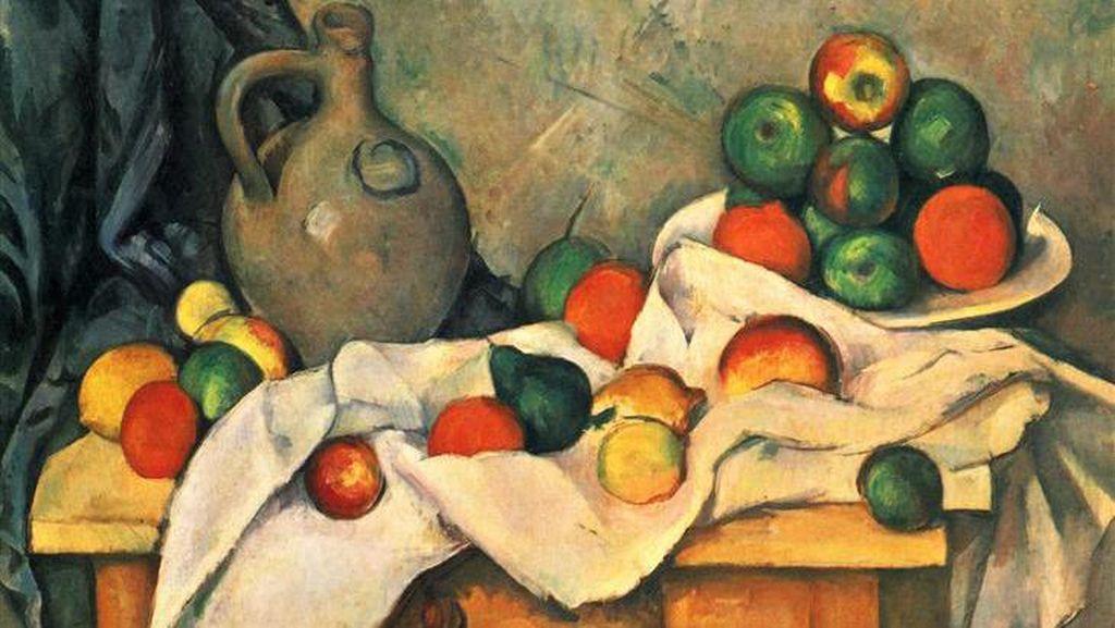 5 Lukisan Makanan Termahal di Dunia Ini Harganya Bikin Melongo!