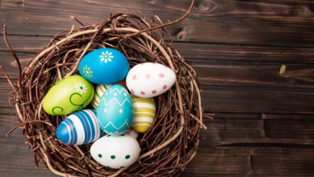 Punya Makna Istimewa, Ini 5 Fakta Menarik Telur Paskah
