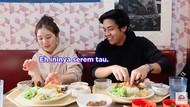 Begini Jadinya Kalau Model Korea Lahap Makanan Warteg Pakai Tangan