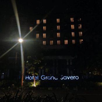 Hotel di Bogor.