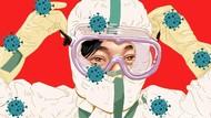 Kementan Gandeng Cap Lang buat Produksi Massal Antivirus Corona