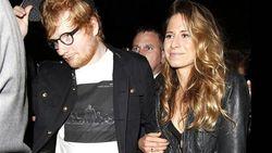 Karantina di Rumah, Ed Sheeran Pilih Berkebun bersama Istri