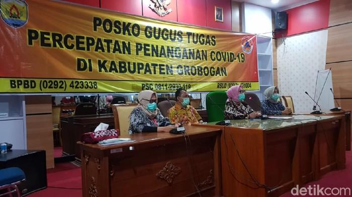 Gugus Tugas Covid-19 Kabupaten Grobogan