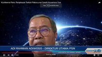 Satelit Nusantara Dua yang Gagal Capai Orbit, Jatuh ke Laut