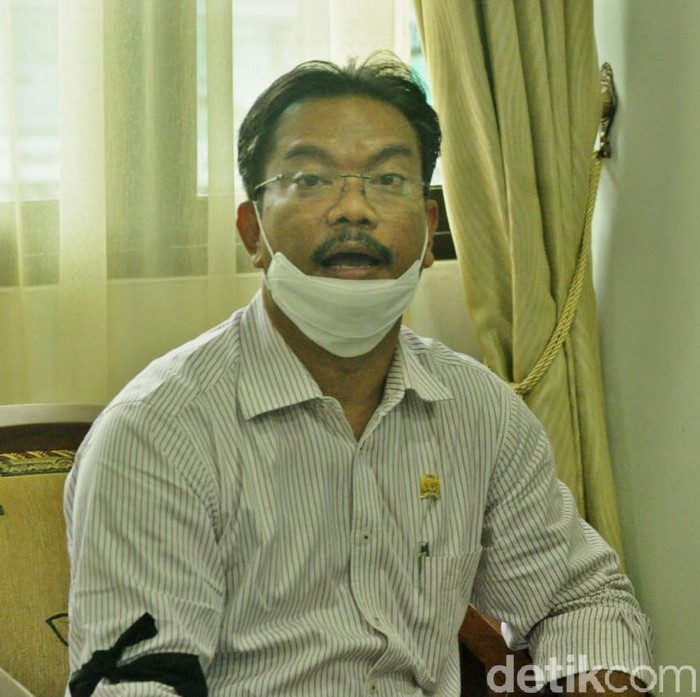 Ketua DPW PPNI Jateng, Edy Wuryanto