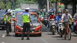 Situasi Daerah Perbatasan Jakarta saat Diberlakukan PSBB