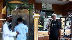 Masjid di Parepare Sulsel Tetap Gelar Salat Jumat di Tengah Pandemi Corona