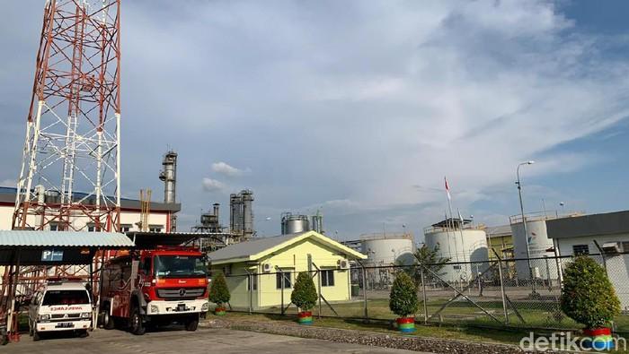 CPP Proyek Pengembangan Gas Jawa (PPGJ) Blok Gundih, Blora