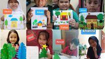 Belajar di Rumah, Guru Minta Orang Tua Buat Video Kreatif Bareng Anak