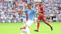 Sane Ingin Liga Inggris Lanjut Meski Tanpa Penonton