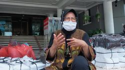 Risma Ajak Warga Surabaya Serius Terapkan Protokol Kesehatan