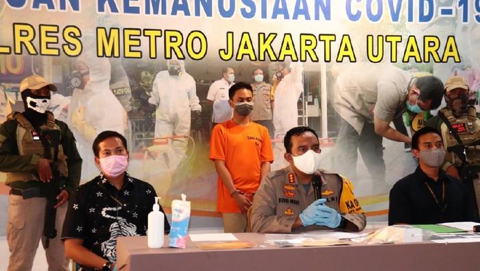 Polisi Tangkap Pelaku Penipuan Modus Jual Masker di Instagram