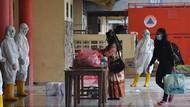 Tiba di Medan, 389 TKI dari Malaysia Dikarantina