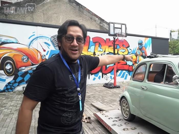 Mobil klasik Andre Taulany