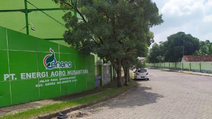 Pabrik Bioetanol di Mojokerto