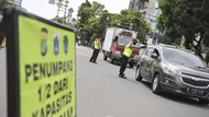 Ramai di Medsos, Naik Mobil Tanpa Masker Didenda Rp 250 Ribu, Polisi: Itu Bukan Kami