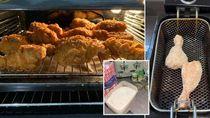 Pria Ini Klaim Berhasil Tiru Resep Ayam KFC Setelah Eksperimen 1,5 Tahun