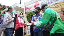 Jakarta PSBB, Distribusi Bahan Pangan Diperlancar
