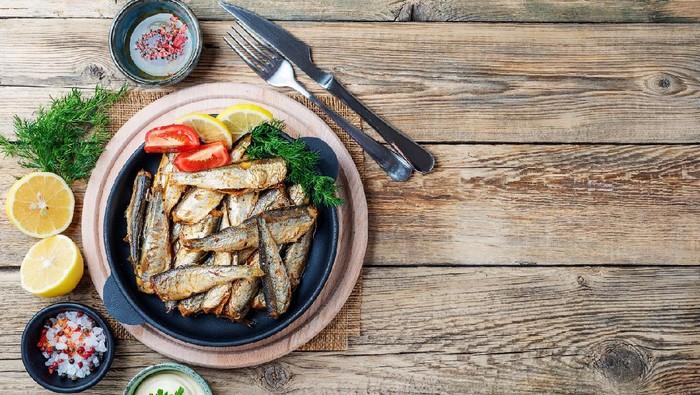 Ikan sehat untuk dikonsumsi