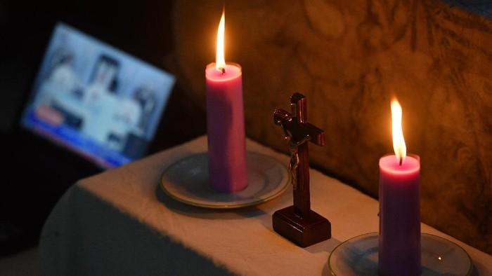 Umat Katolik Diimbau Peringati Paskah Di Rumah Tak Kucilkan Odp Dan Pdp