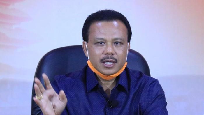 Sekertaris Daerah Deawa Made Indra