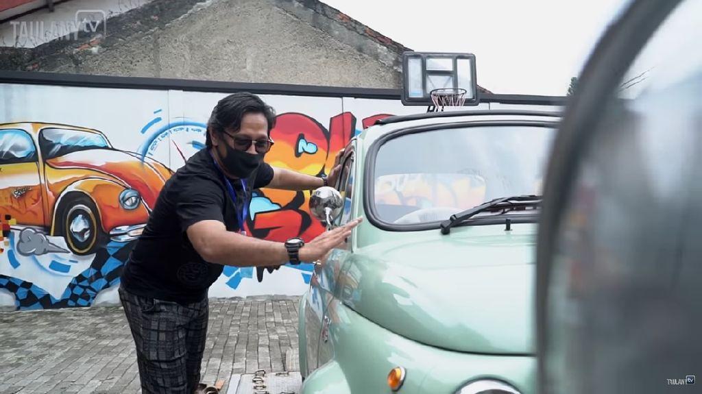 Andre Taulany Beli Mobil Klasik Langka, Pengganti Morris yang Dijual ke Raffi Ahmad