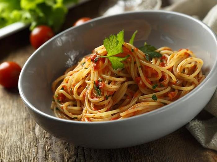 Spaghetti ala Sicilia