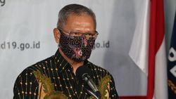 Pemerintah Nyatakan Cegah Mikrodroplet Tak Cukup Hanya Pakai Face Shield