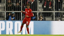 Kingsley Coman Buka Peluang Tinggalkan Bayern Munich