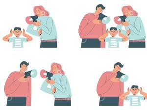 Orangtua Selingkuh, Ini Dampaknya Terhadap Anak Menurut Psikolog