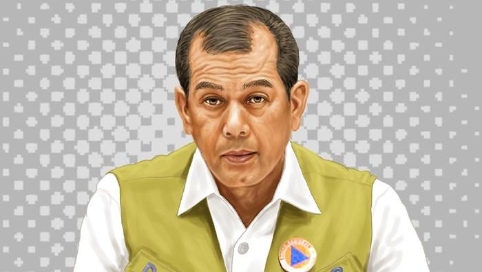Ketua Satgas Penanganan Corona Letjen TNI Doni Monardo