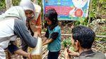Sosialisasi Pencegahan Corona ke Suku Anak Dalam