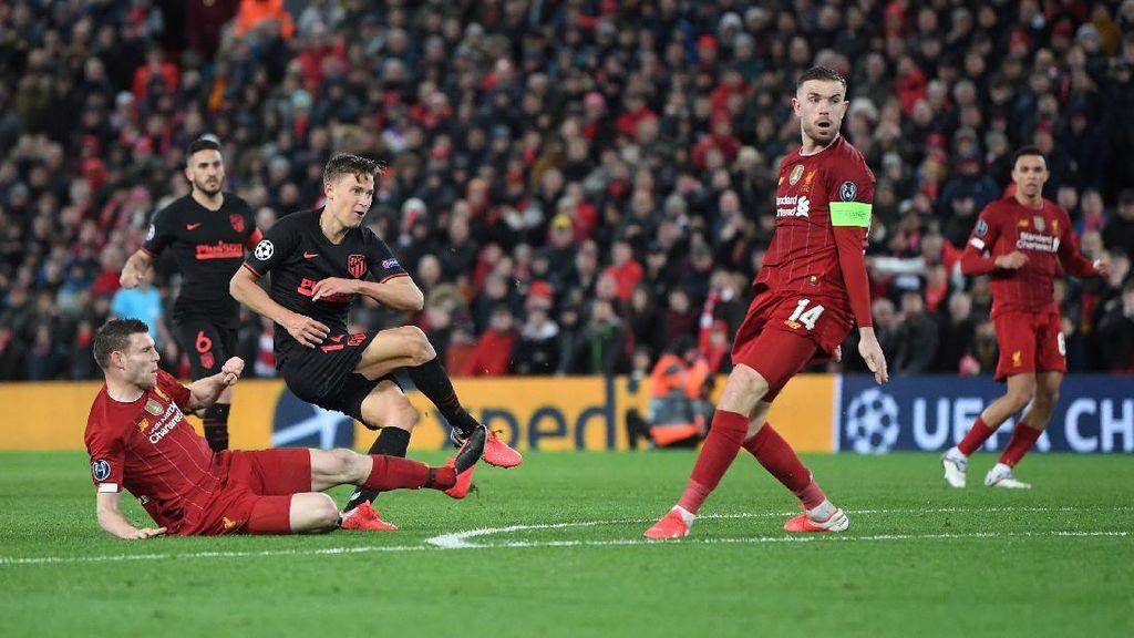 Atletico Vs Liverpool: Bisa Hat-trick Kemenangan, Rojiblancos?