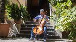 Kala Musisi Italia Mengapresiasi Tenaga Medis Lewat Musik