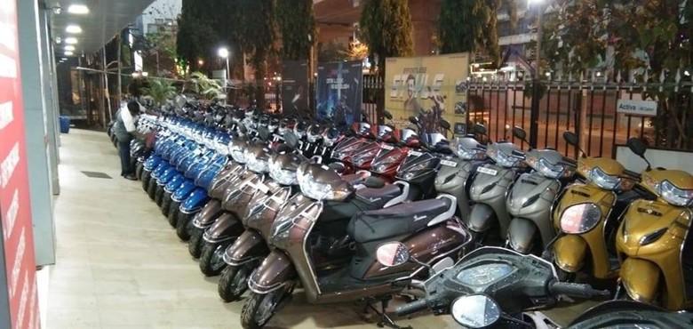 Honda Tarik Lagi Motor yang Tak Laku di Dealer India Imbas Corona
