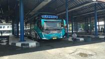 PSBB Diberlakukan, Perjalanan Bus dari Cirebon ke Jakarta Ditiadakan