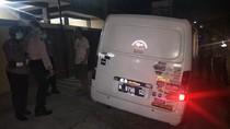 Dikejar Karena Terobos TL, Pengemudi Mabuk Ini Justru Tabrak Mobil Patwal